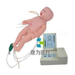 """""""康为医疗""""全功能新生儿高级模拟人(护理、CPR、听诊)"""