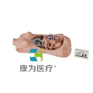 """""""康为医疗""""半身分娩模拟训练模拟人,半身分娩模拟人模型"""