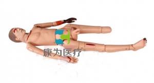 """""""康为医疗""""高级创伤模拟人(带气管插管术急救)"""