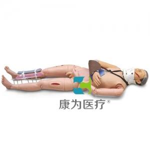 """""""康为医疗""""闭合性骨折固定及脊髓损伤搬运模型(带电子感应装置)"""