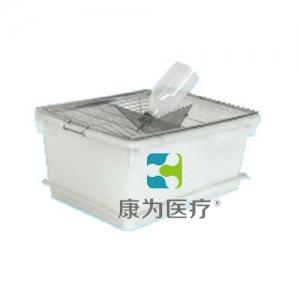 """""""康为医疗""""ACG2156型(去底)大鼠饲养笼"""