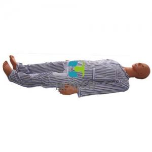 """""""康为医疗""""脊椎搬运训练模型,脊柱损伤搬运仿真标准化病人"""
