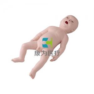 """""""康为医疗""""新生儿气管插管模型,高级新生儿插管操作模型"""