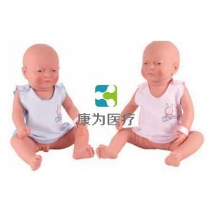 """""""康为医疗""""新生儿护理模型(男婴)男性新生儿护理模型"""