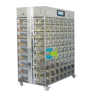 高密度触摸屏小鼠IVC笼具  GA126笼(PSU)