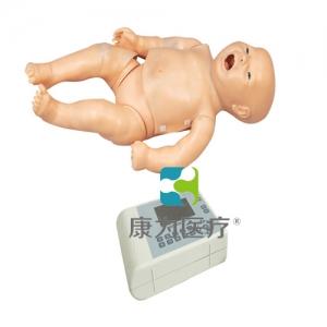 """""""康为医疗""""数字摇控式电脑婴儿听诊标准化模拟病人    货 号:  021012   型号规格:  PE4847"""